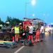 MASAKER NA PRÍSTAVNOM MOSTE: Mŕtvy 18-ročný šofér BMW bez vodičáku a večerný kolaps dopravy